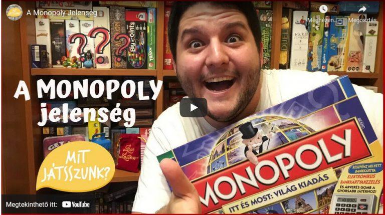 A Monopoly jelenség