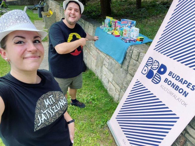 Budapest BonBon – Kultúrfalatok – Társasjátékos délután a Csillaghegyi Strandon