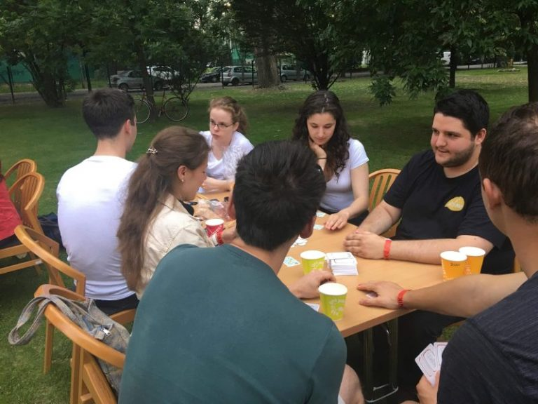 Pünkösdi ökomenikus ifjúsági piknik